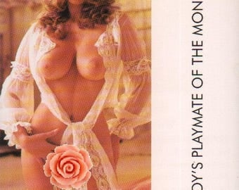MATURE - Playboy Trading Card January Edt. 1992 - Playmate Centerfold - Nancy Cameron - Card #63