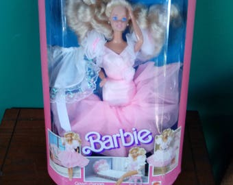 Reserved DO NOT PURCHASE Mattel Vintage 1989 Sweet Roses Barbie doll Rare
