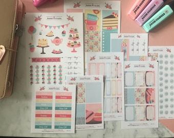 Sticker kit LARGE | Sugary and Nice