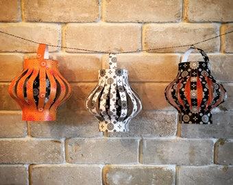 diy halloween decoration printable halloween decoration printable halloween lanterns halloween party decoration