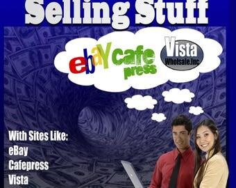 Digital Download-Make Money Selling Stuff with Several Sites Online or Offline