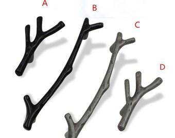 Twig Drawer Pulls | Etsy