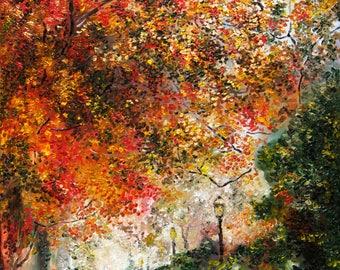 Autumn, I love you