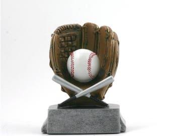 Baseball Resin Award - Baseball Trophy