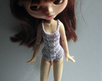 Handmade Swimsuit for Blythe