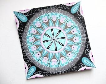 SALE Mandala. Original painting. Boho wall art. Yoga studio. Mandala art. Zen art
