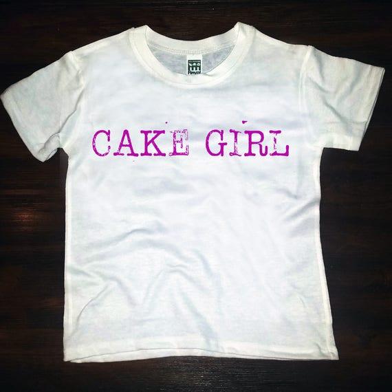cake girl- tee