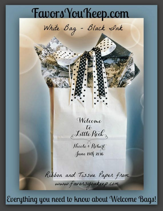 Wedding Welcome Bags For Guests Gifts For Wedding Guests