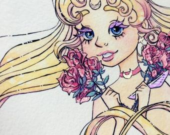 Princess of the Moon (Sailor Moon)