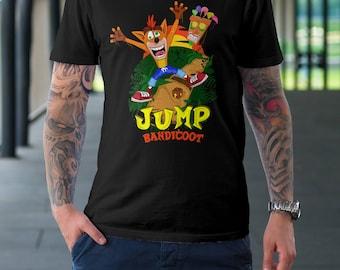 Jump Bandicoot  T-Shirt | Unisex - Women |