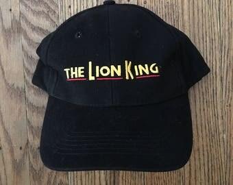 Lion King Hat Etsy