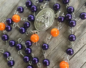 LSU rosary