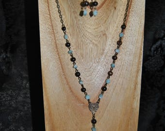San Damiano Necklace Set