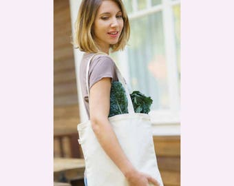 Custom Organic Cotton Tote