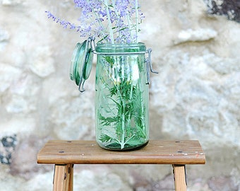 1 French Solidex Canning Jar 1L