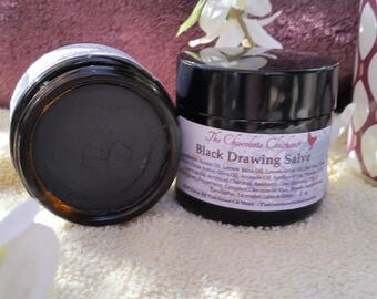 Black Drawing Salve, Amish Black Drawing Salve, Black Salve, Drawing Salve, Salve Pain Relief, Amish Salve, Antiseptic, Ointment, Salve