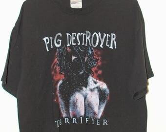 Pig Destroyer 'Terrifyer' t shirt