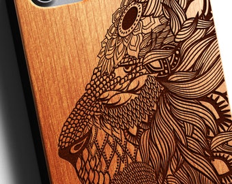 Bohemian Lion iPhone 8 case. The best iPhone X , 8, 8 Plus, 7,SE,5/5s,6s/6 Plus and 7 Plus Case, Unicorn Gifts | Lion iPhone 7 case