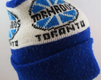 Toronto Tornados Toque / Beanie - CBA Basketball (1983-85) - Adult One Size