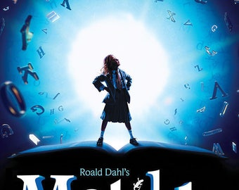 Les Miserables Musical Theater Poster A3 or A4 Matt