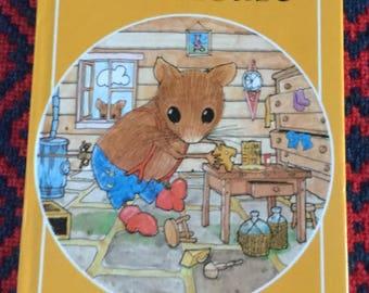 Vintage Ladybird Book- Mervyn Mouse