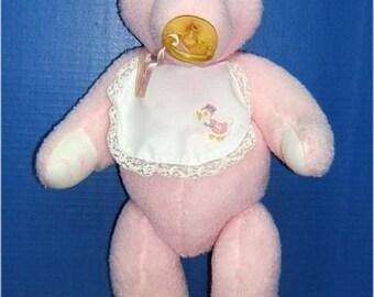 Judi Ward Original Design - Bearly A Baby  ~ Cloth Doll Bear Making E-Pattern by Judi Ward - Download Sewing Pattern
