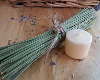 Lavender Stem Fire Starter Bundle