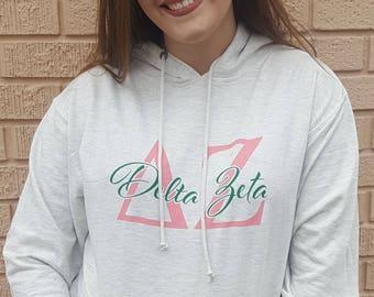 Delta Zeta Hoodie