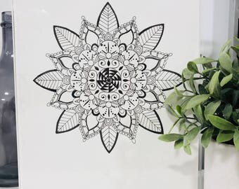 Mandala & Zentangle