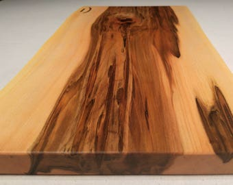 Live Edge Cheese Boards
