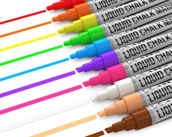Coloring markers   Etsy