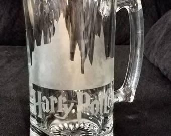 Harry Potter Hogwarts Castle 25 oz Beer Mug