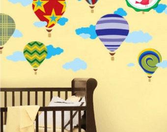 Nursery Wall Decals,  Wall Decals for Nursery, Baby Nursery Wall Decals, Nursery Wall Decals Boy, Nursery Wall Decals for Baby Boy
