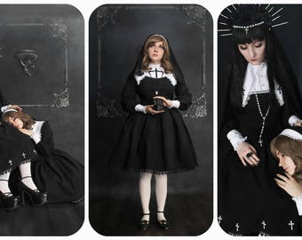 Gothic Lolita  outfits to order
