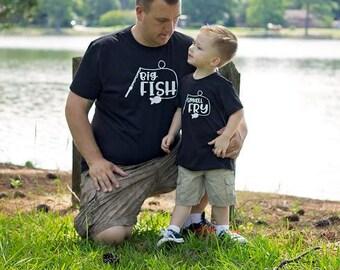 Fishing Shirt - Father's Day - Dad Shirt - Daddy Shirt - Gifts for Dad - Gifts for Him - Dad Tshirt - Mens Tshirt - Matching Shirt