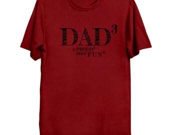 DAD CUBED | T-Shirt