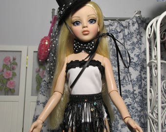 Handmade Doll Clothes, Jazzy Set, Fits 16 Inch Wilde Imagination Tonner Dolls, Ellowyne and Amber