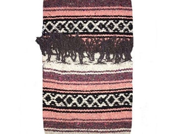 Mexican Blanket - Southwest Print - Decor