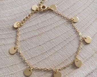 Bracelet sequins