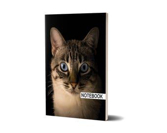 Pet Notebook, Cat 1, Lined Journal, 47A1979177465