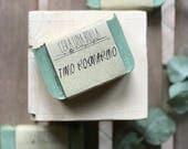 Rosemary Thyme soap, hand...
