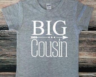 Big Cousin Shirt, Future Big Cousin, Cousin t-Shirt