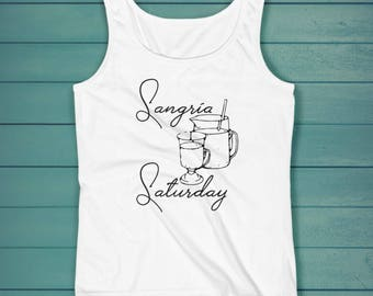 Sangria Saturday - Women's Tank Top