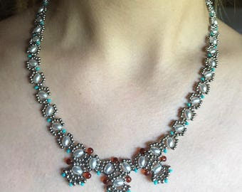 Exotic Oriental Necklace