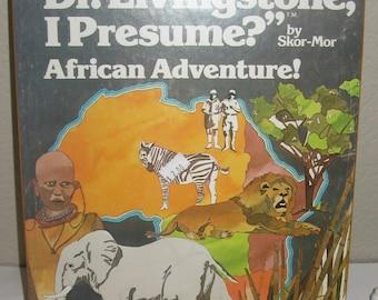 Livingstone I Presume : Skor  Etsy