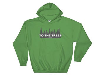 Hoodie For Nature Lovers! | Size S-XXL | Multiple Color Choices