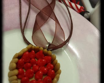Necklace delicious Strawberry
