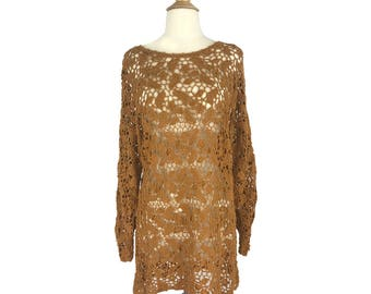 Bohemian Knit Tunic