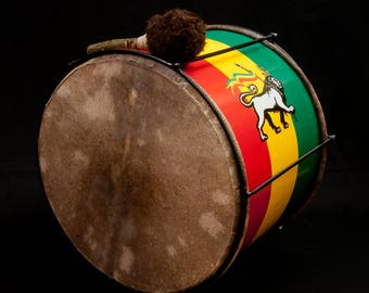 Nyabinghi drum 'Thunder' bass