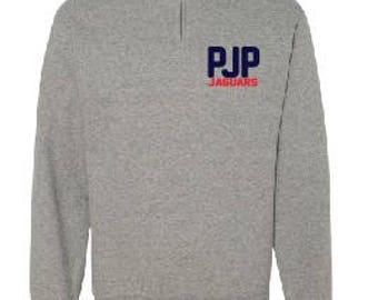 PJPII Jaguar 1/4 Zip Sweater